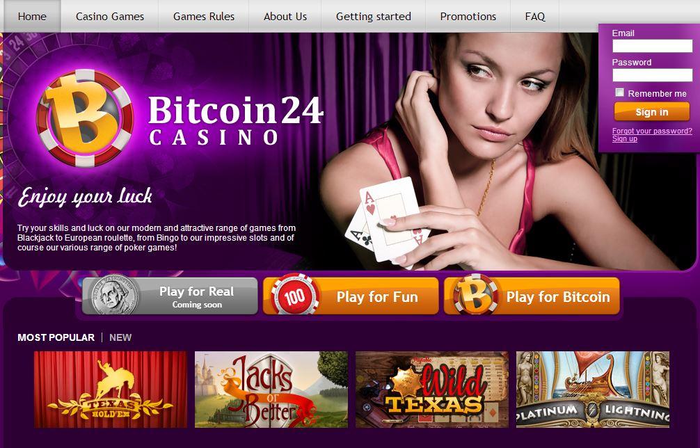 Bitcoin Casino 241