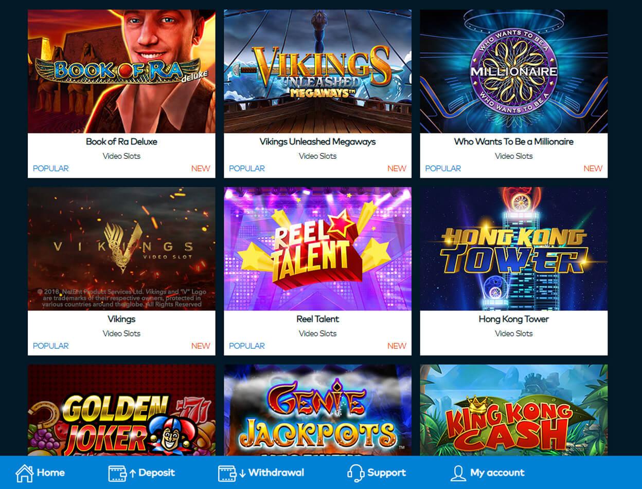 Fun Casino Screenshot 3
