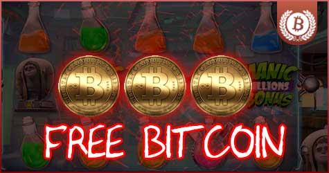 Bitcoin Slots Free
