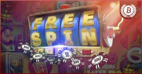Bitcoin Slots Free Spins