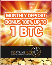 Fortune Jack – Bonus 1