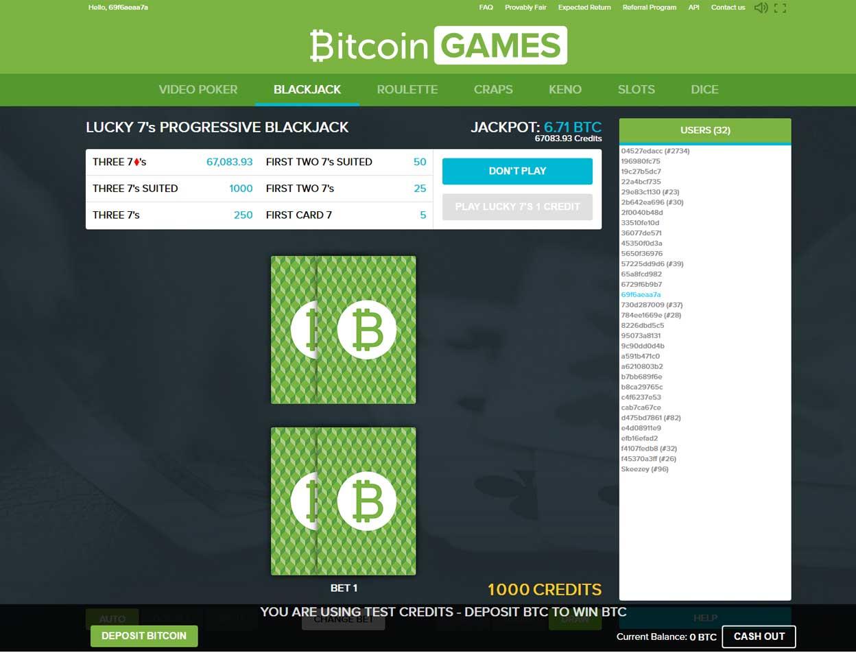 Bitcoin Games3