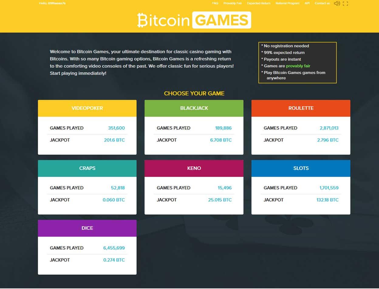 Bitcoin Games1