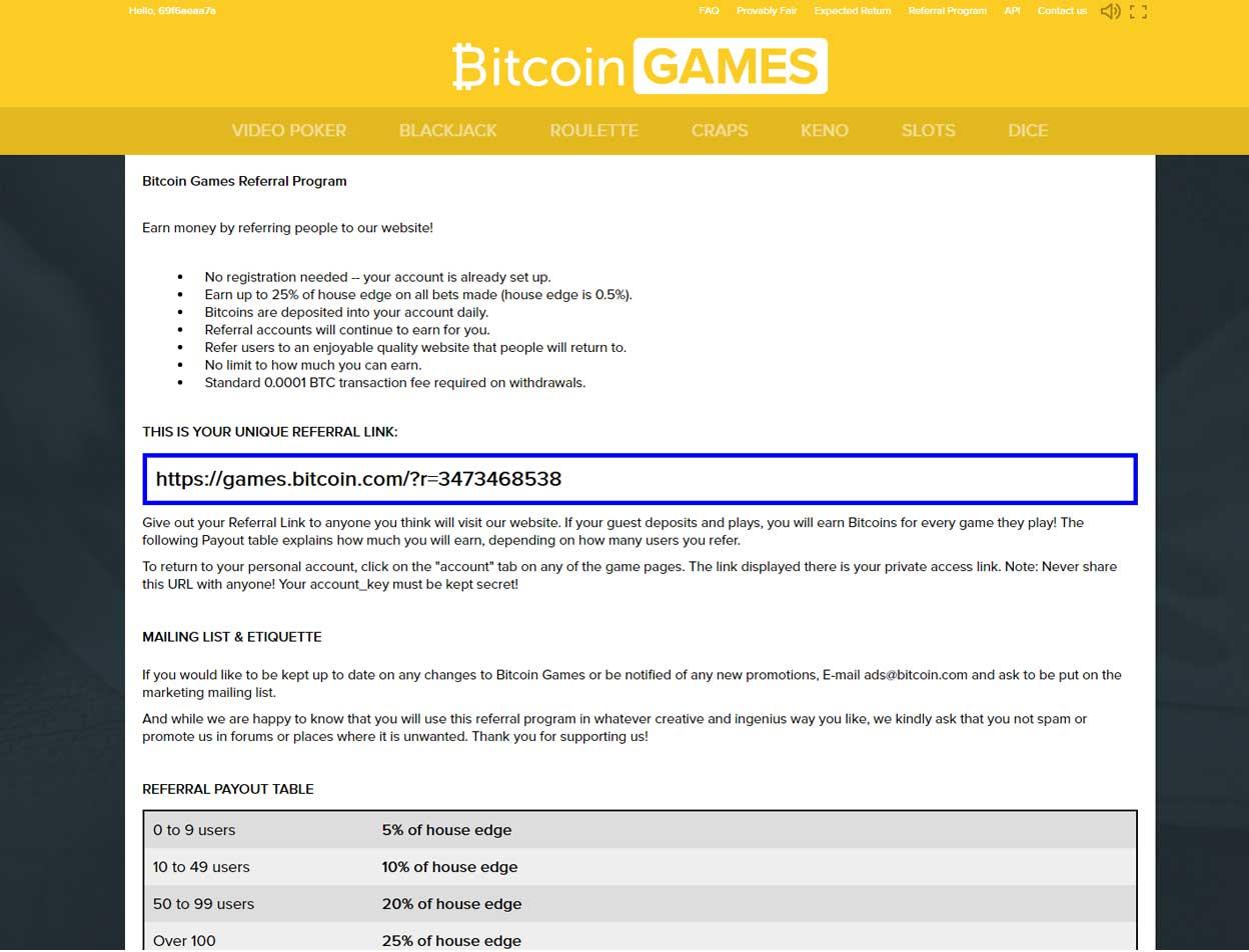 Bitcoin Games4
