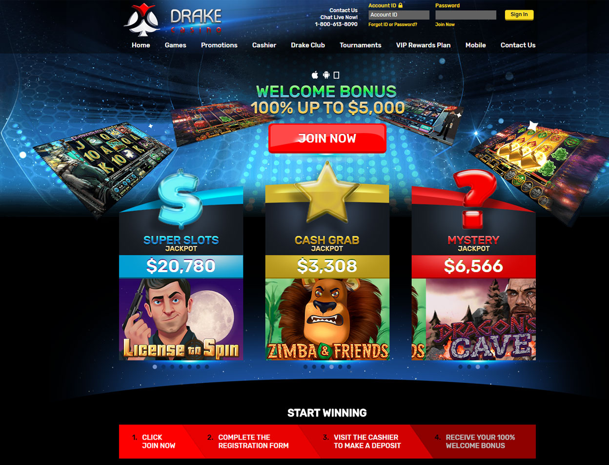 Drake Casino1