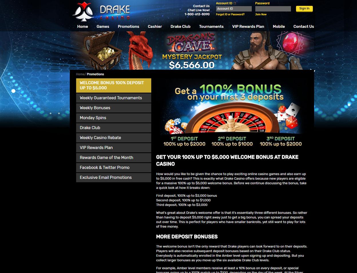 Drake Casino3