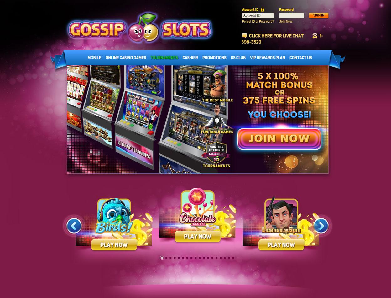 Gossip Slots1