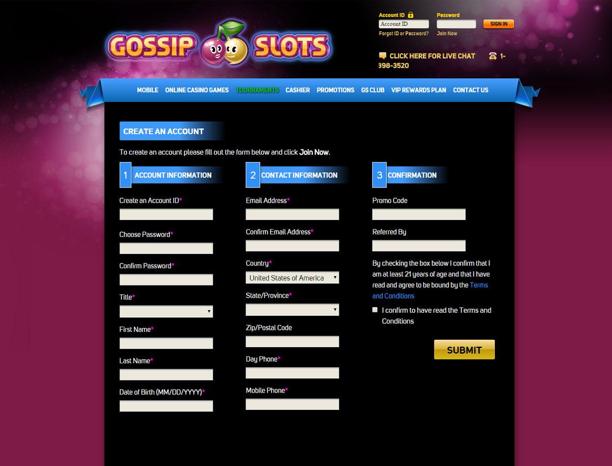 Gossip Slots4