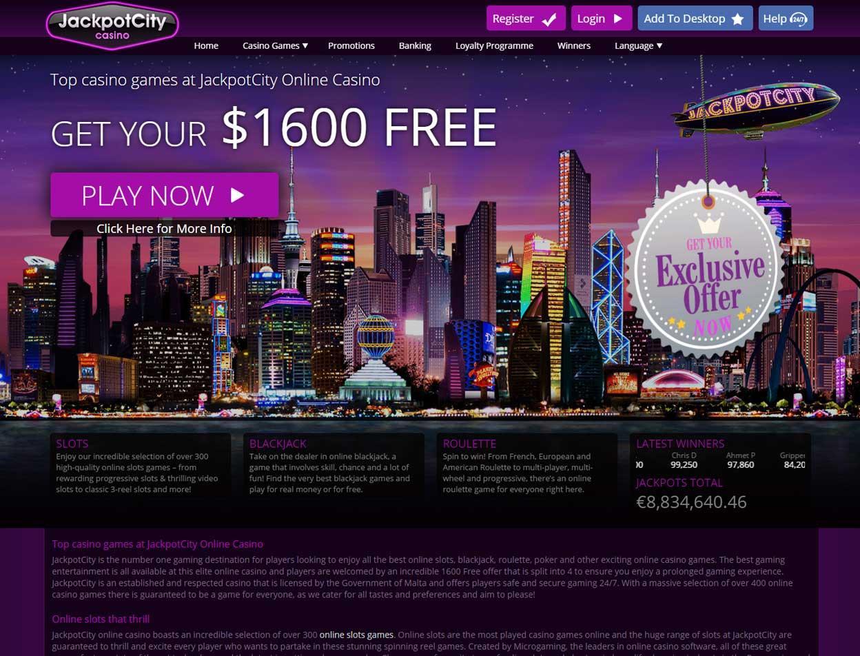 Jackpot City Casino1