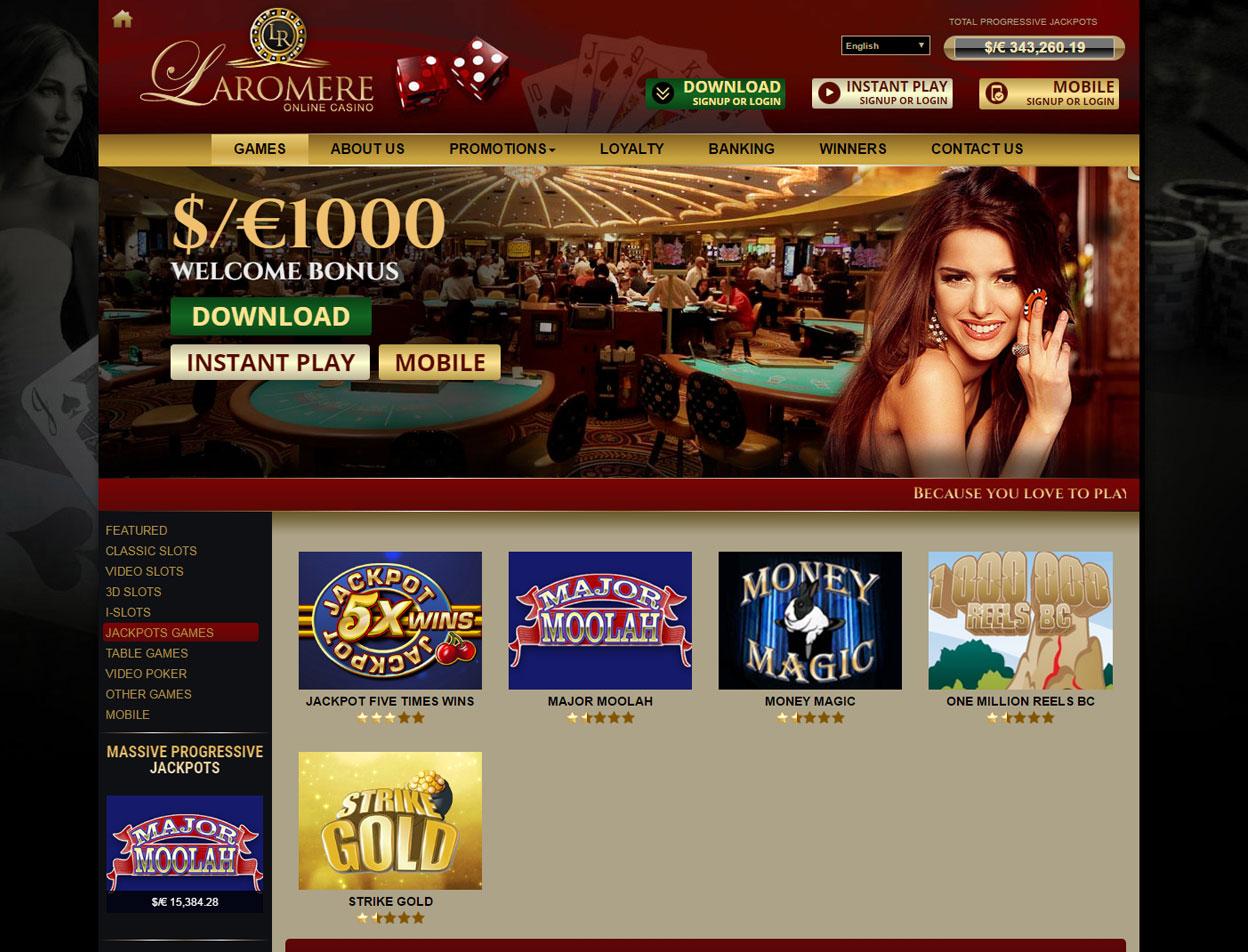LaRomere Casino4