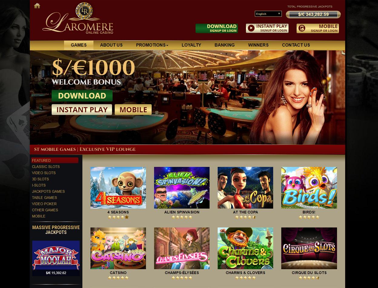 LaRomere Casino1