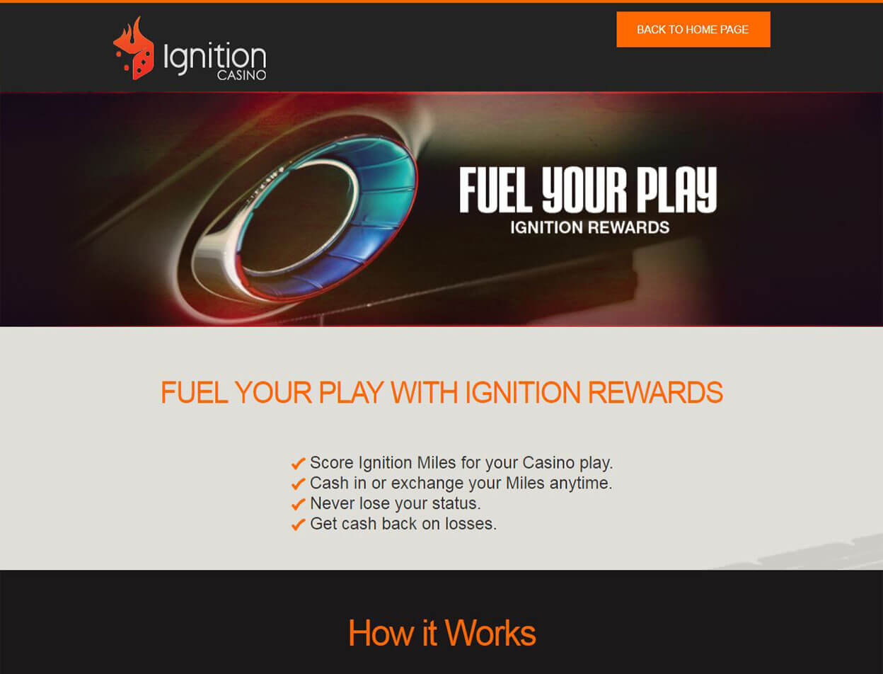 Ignition Casino Screenshot 4