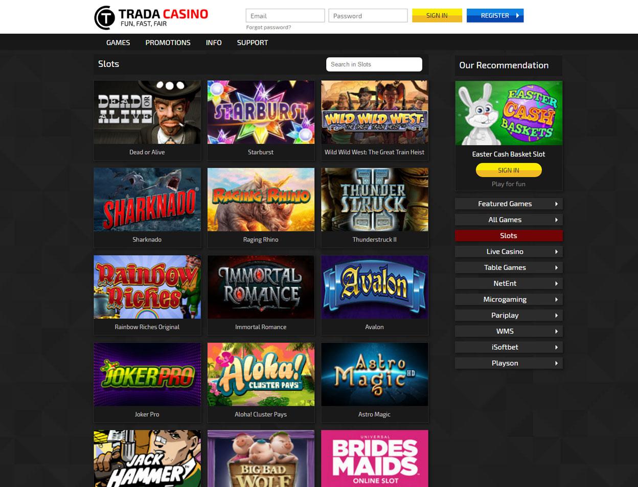 Trada Casino2