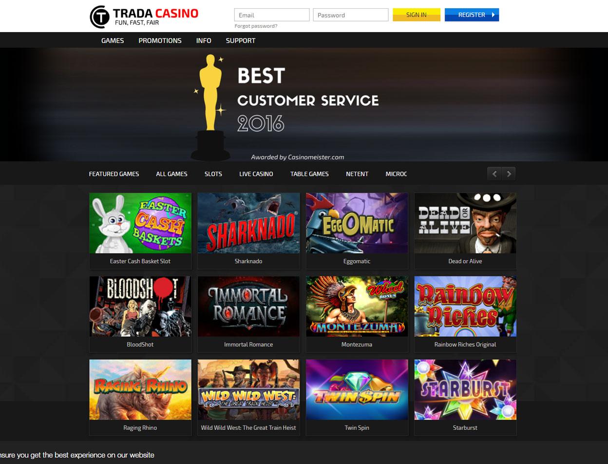 Trada Casino1