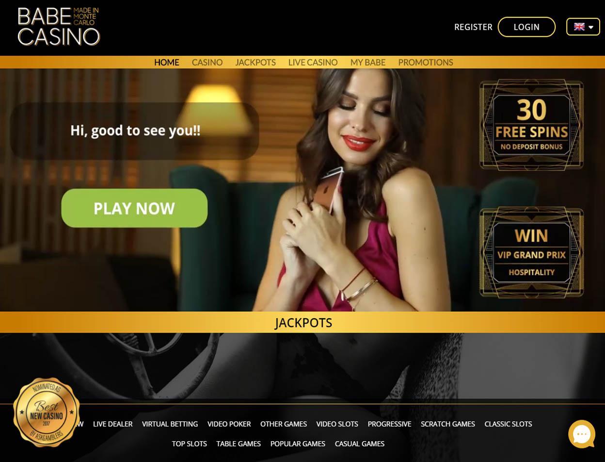 Babe Casino1
