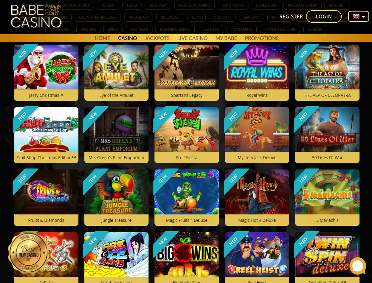 Babe Casino2