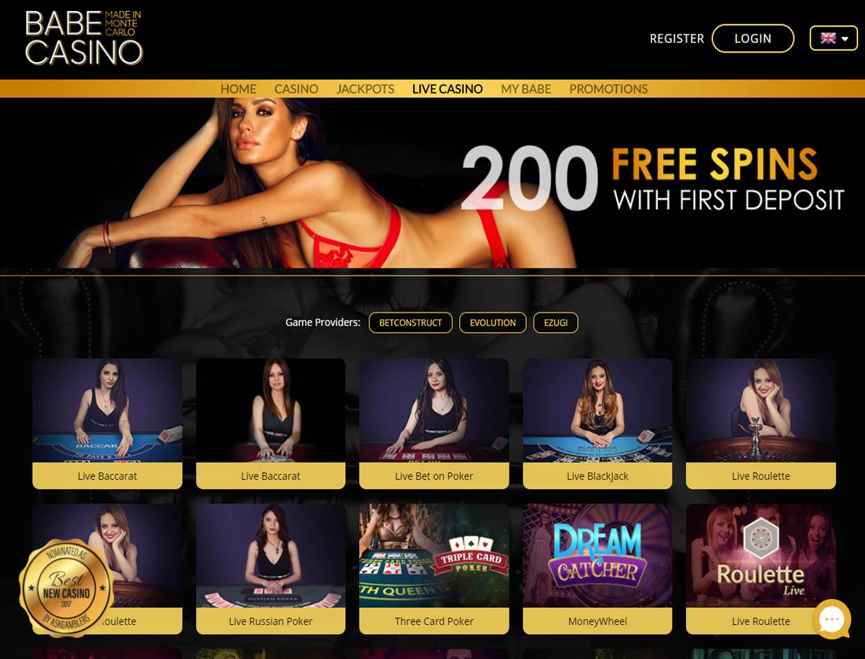 Babe Casino4