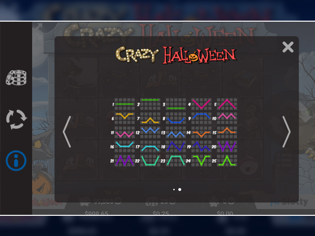 Crazy Halloween Slot