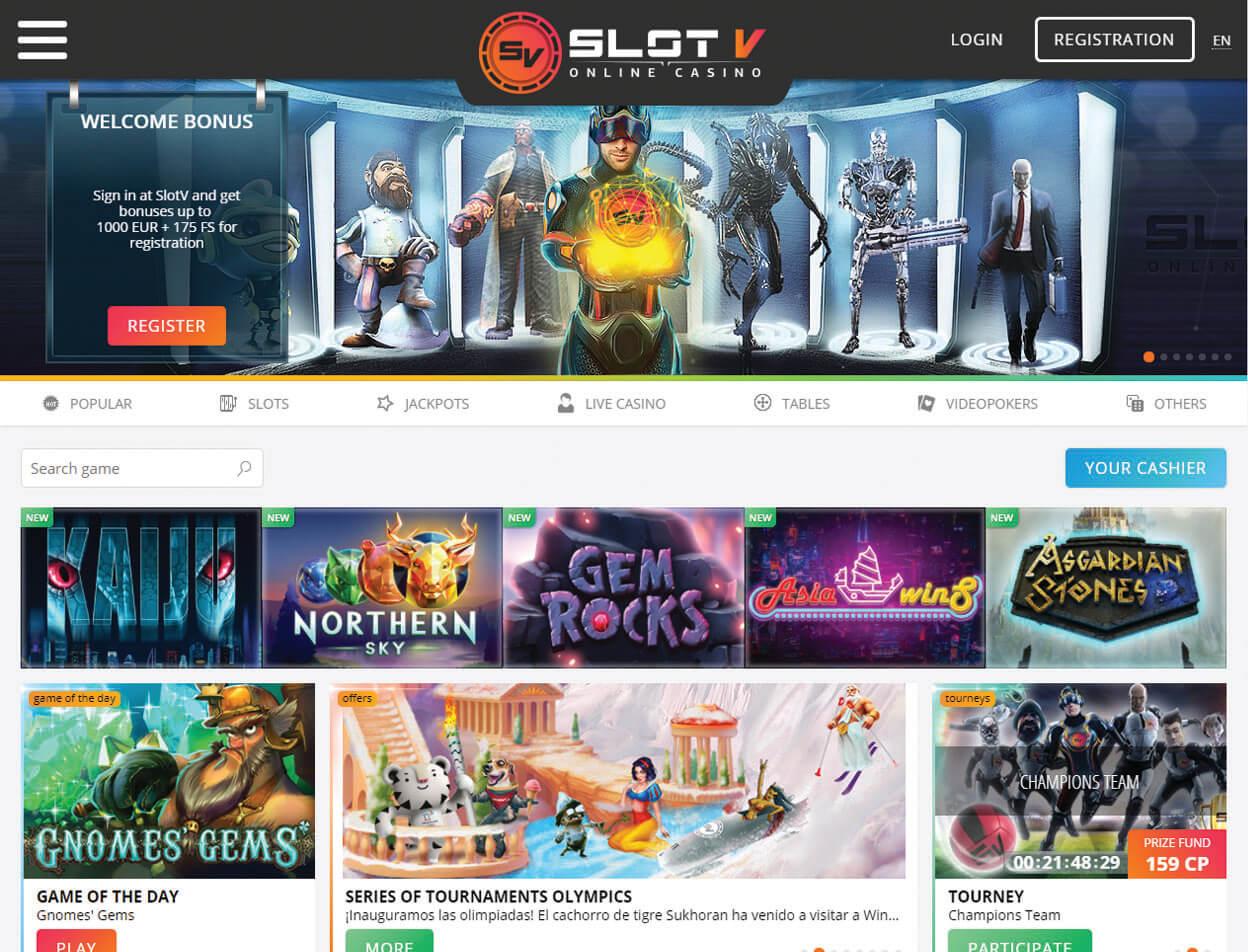 SlotV Casino1