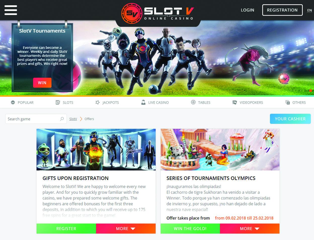 SlotV Casino2