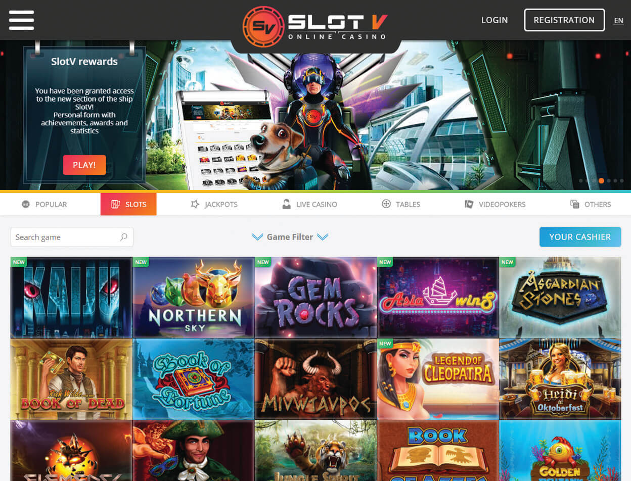 SlotV Casino3