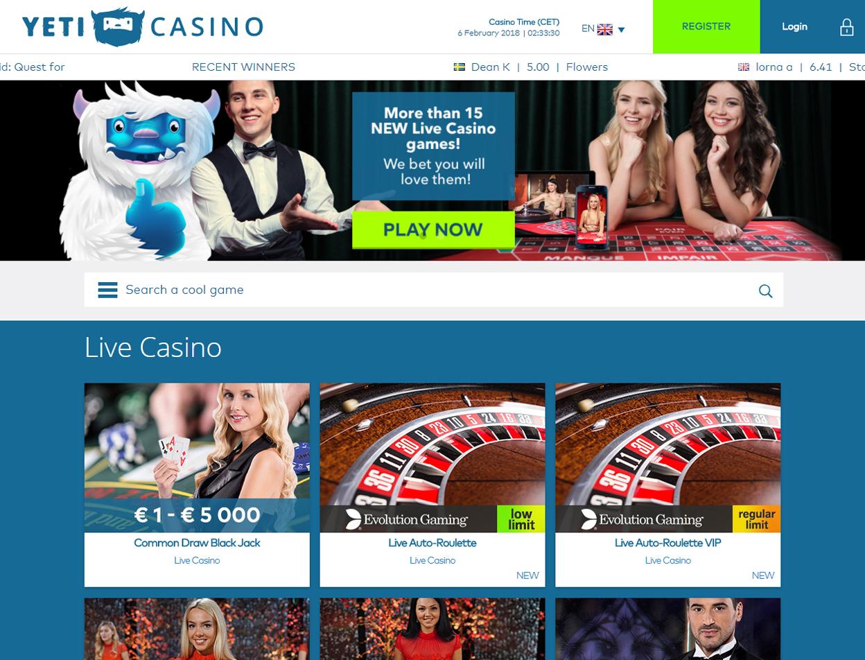 Yeti Casino3