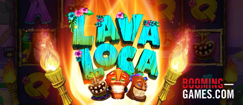 Booming Games Brings Lava Loca to Partner Online Casinos Additional Image #1