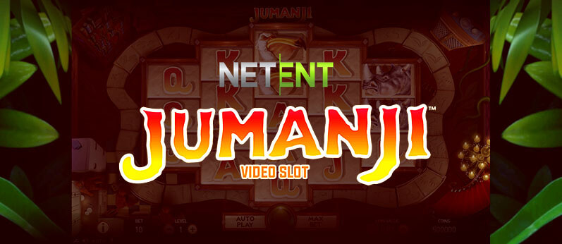 NetEnt Makes Players Relive the World of Jumanji in Its Newest Slot