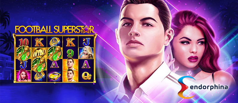 Football Superstar Slot by Endorphina Joins FIFA World Cup 2018 Fever
