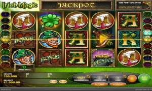 Irish Magic Slot Basegame