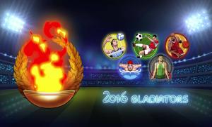 2016 Gladiators Slots