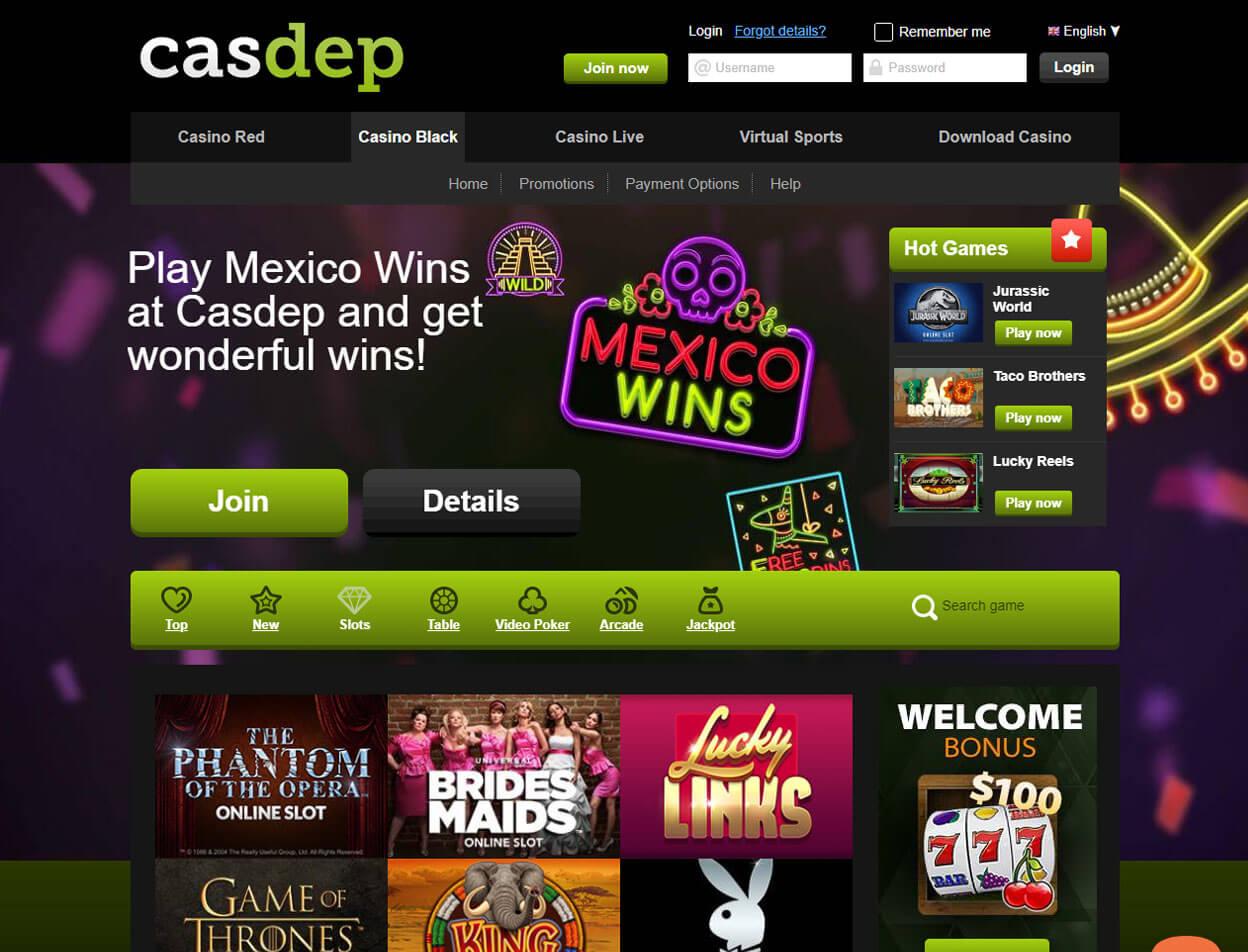 Casdep Casino