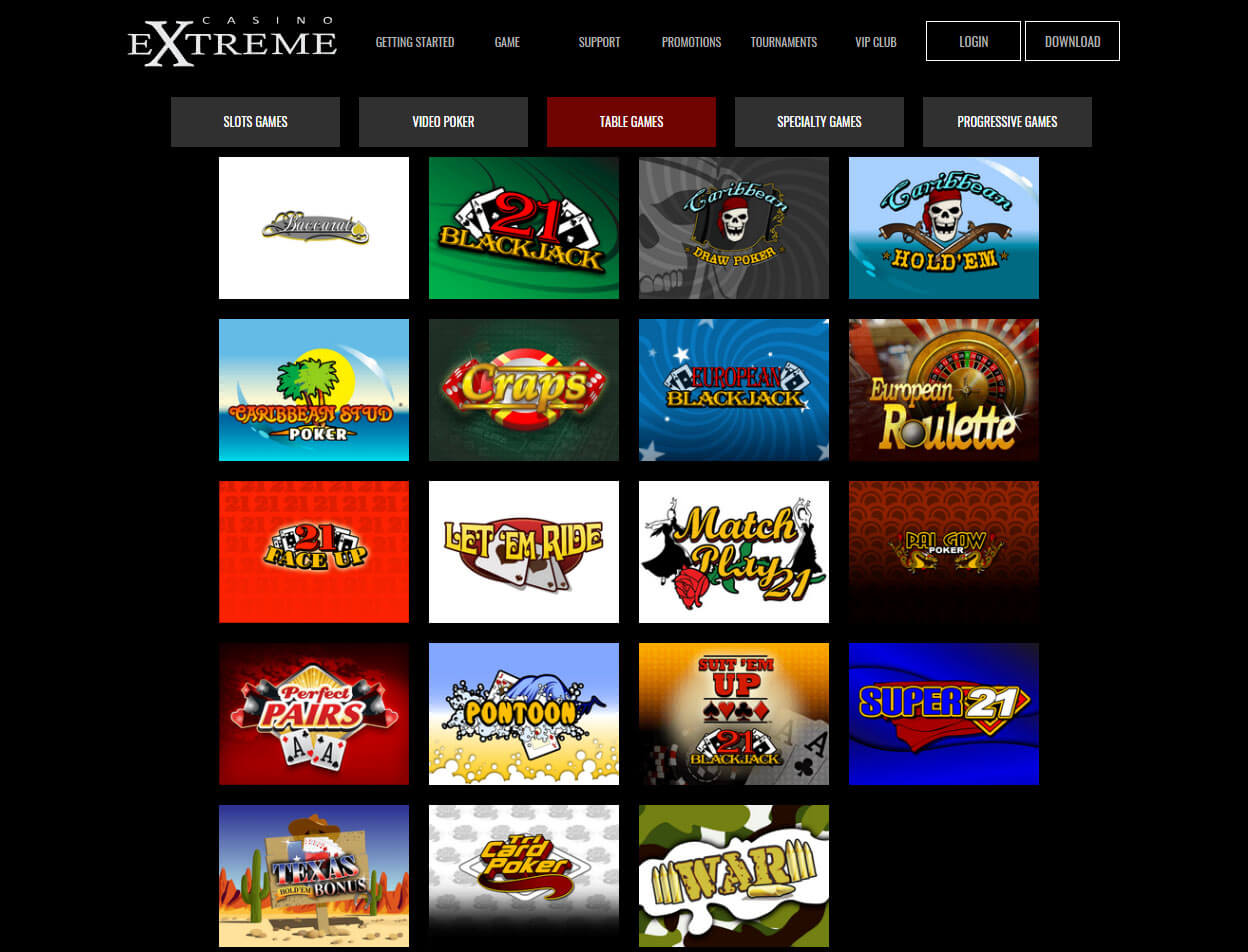 Casino Extreme Screenshot 3