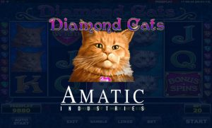 Diamond Cats Slots