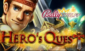 Hero's Quest Slot