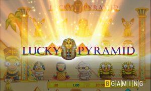 Lucky Pyramid Slots