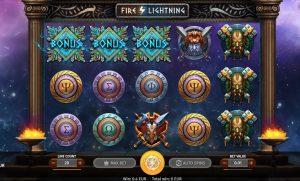 Fire Lightning bonus