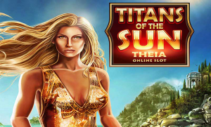 Titans of the Sun Slots