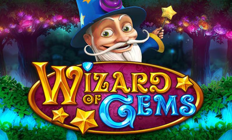 Wizard of Gems Slots