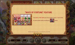 Ways of Fortune Slots Screenshot 3