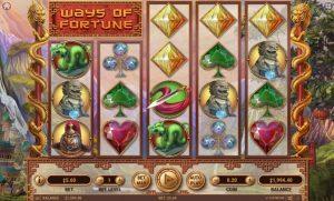 Ways of Fortune Slots Screenshot 1