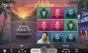 Hotline Slot Screenshot 3