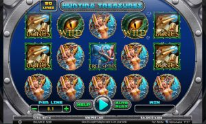 Hunting Treasures base game