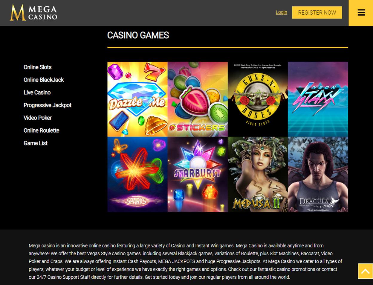 Mega Casino2
