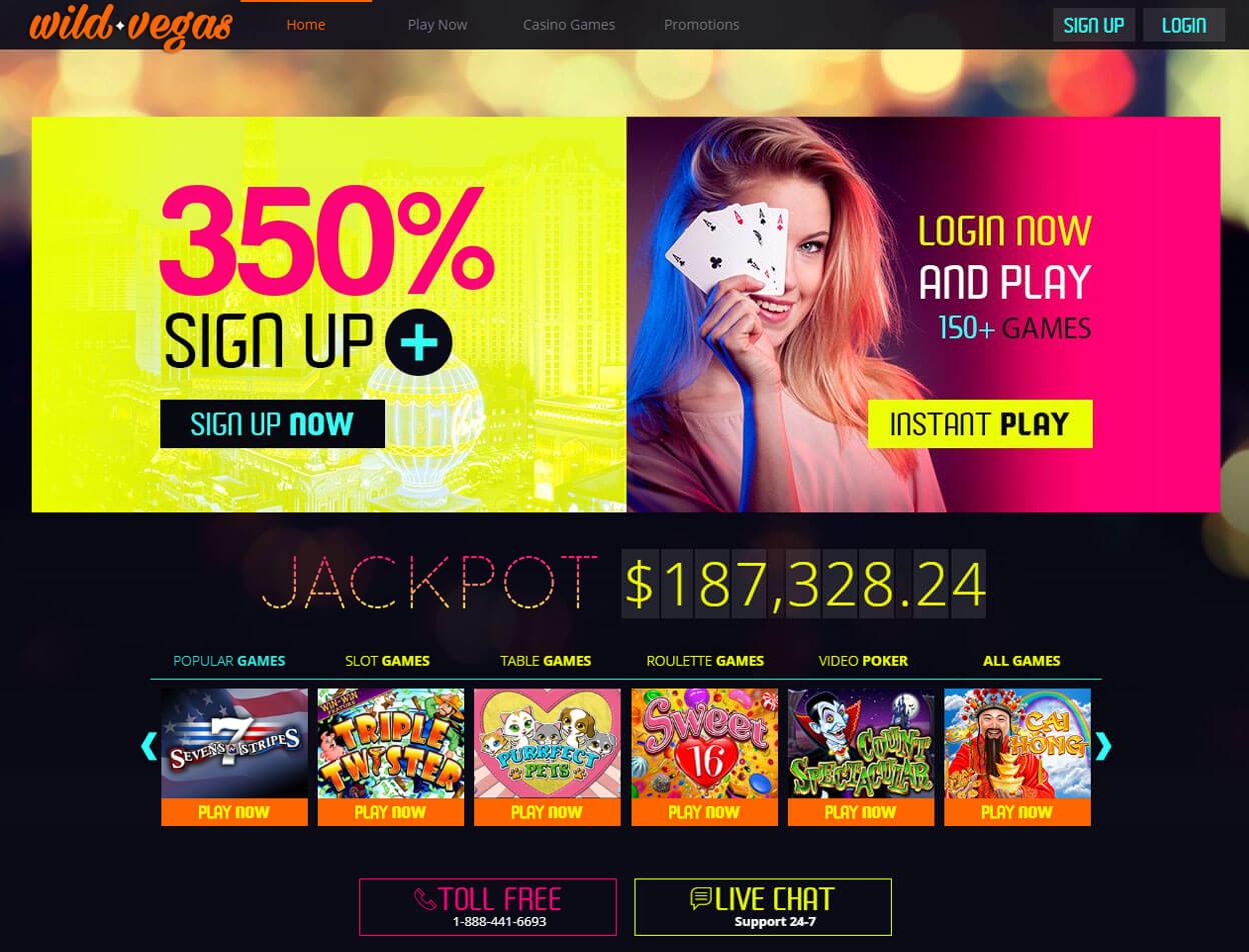 Wild Vegas Casino1