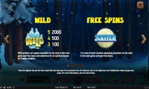 Wolf Cub Slot Bonus