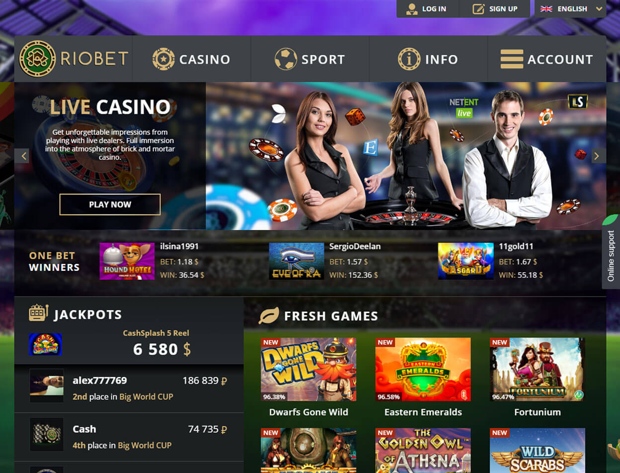RioBet Casino1