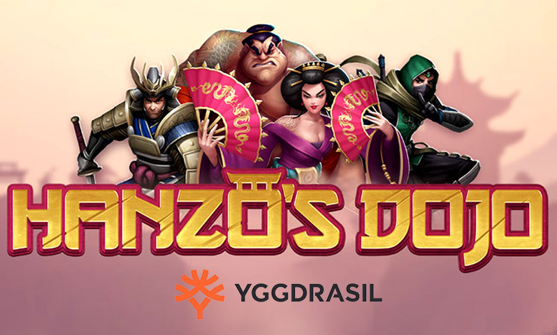 Yggdrasil Set to Release New Hanzo's Dojo Slot This August