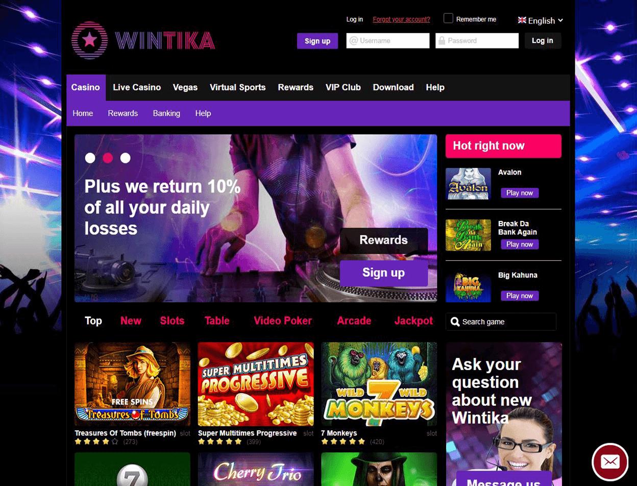 Wintika Casino3