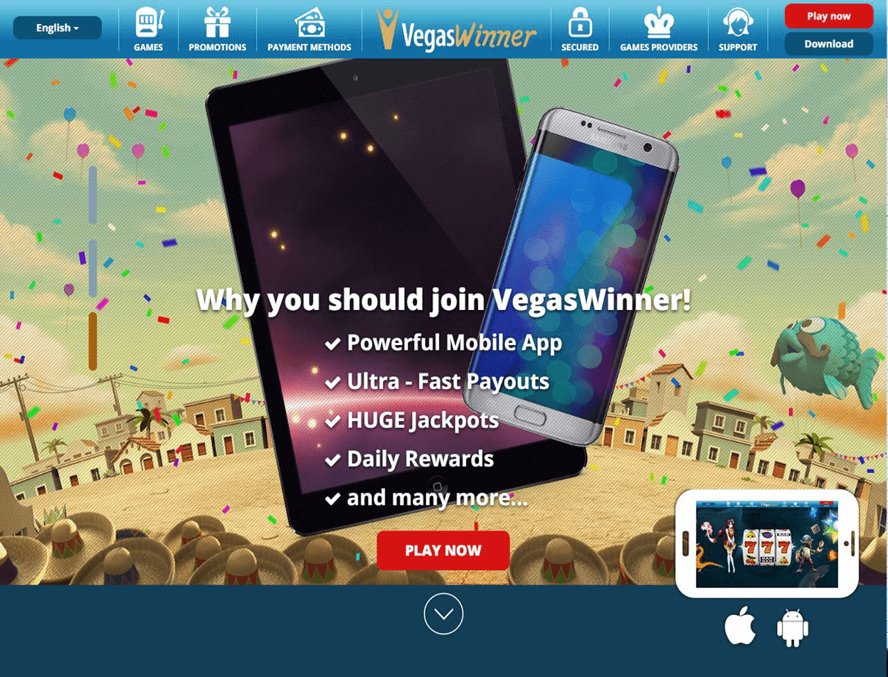 Vegas Winner Casino1